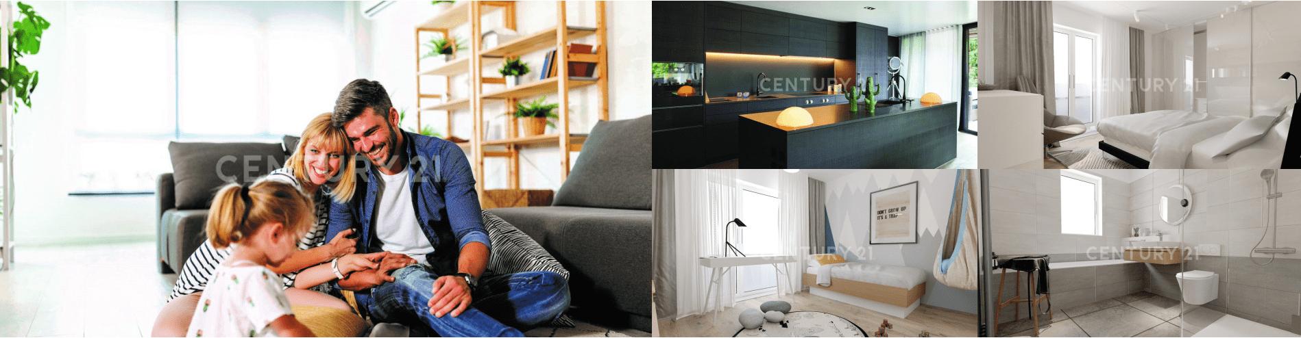 Freundlich und modern! 3 Zimmer Ruheoase in Neusäß mit Gartenanteil!