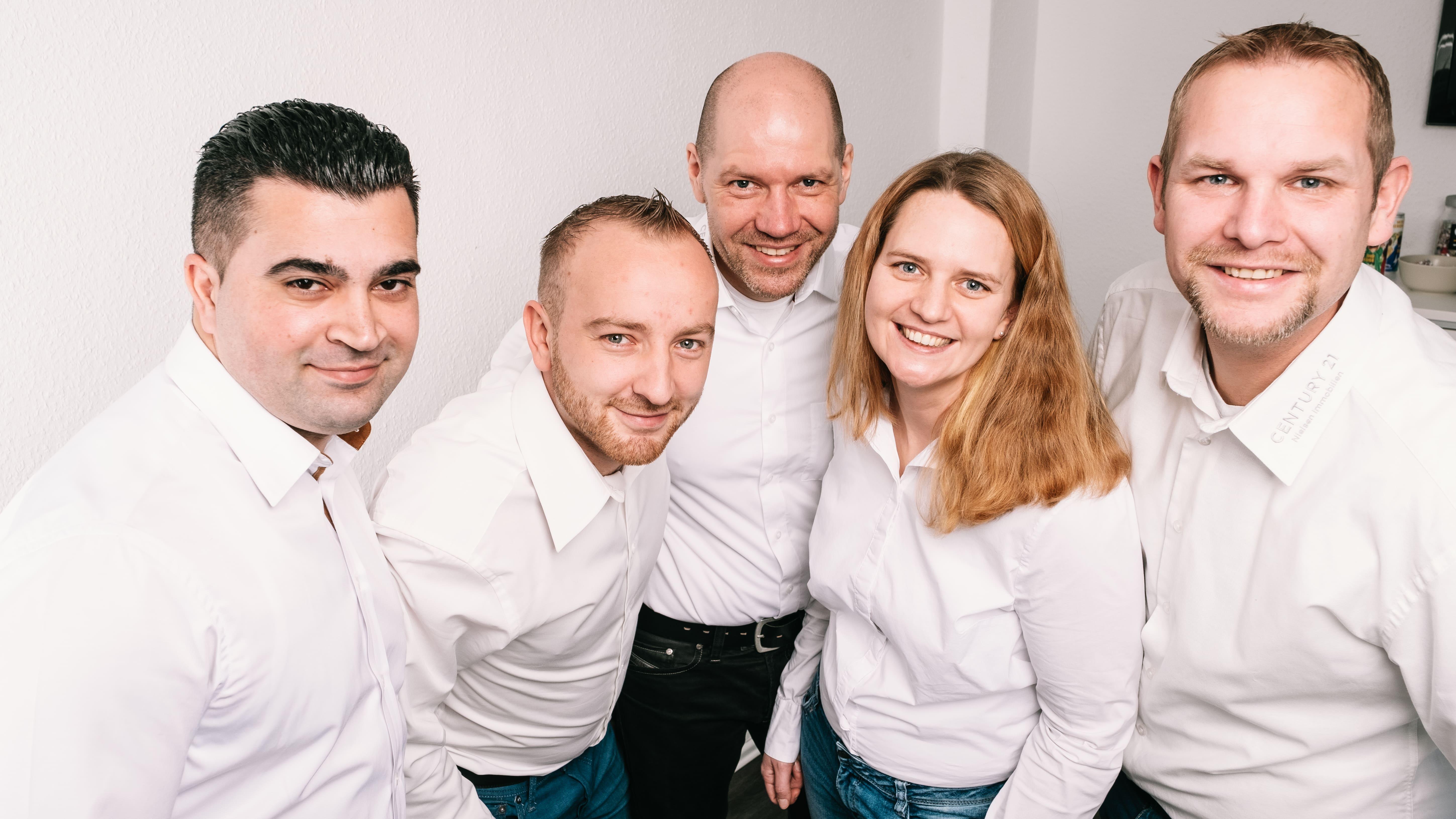 Das Team von CENTURY 21 Nielsen Immobilien