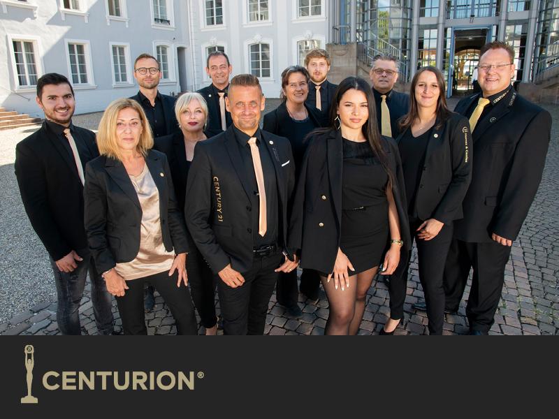CENTURY 21 Team im Saarland