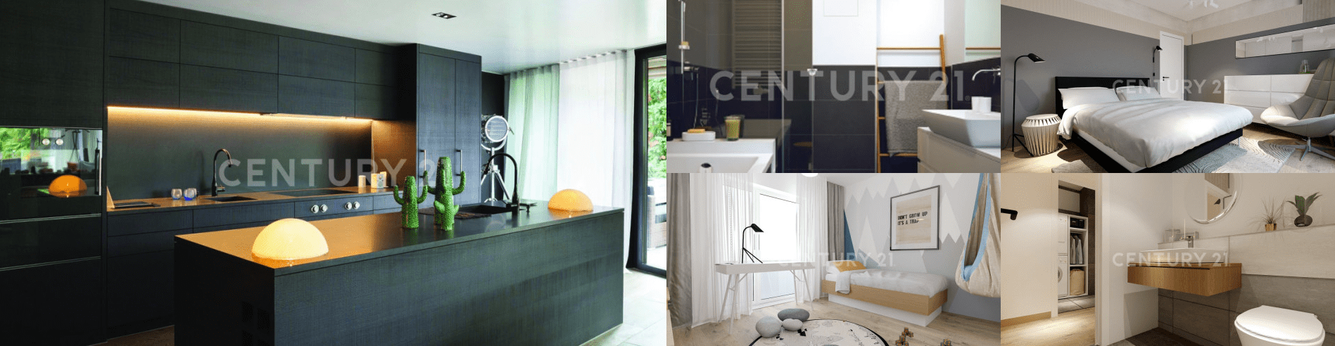 Viel Platz für optimale Wohnqualität! Penthouse 4 ZKB mitten in Neusäß